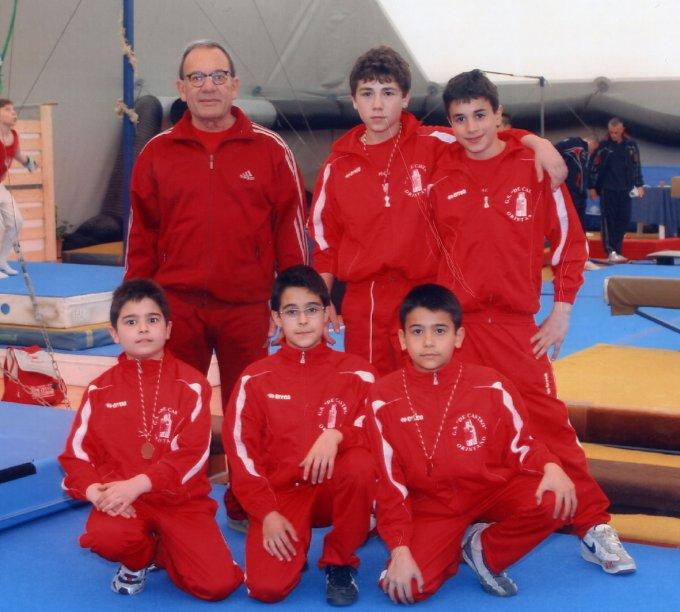 G.S. De Castro - Civitavecchia 2007