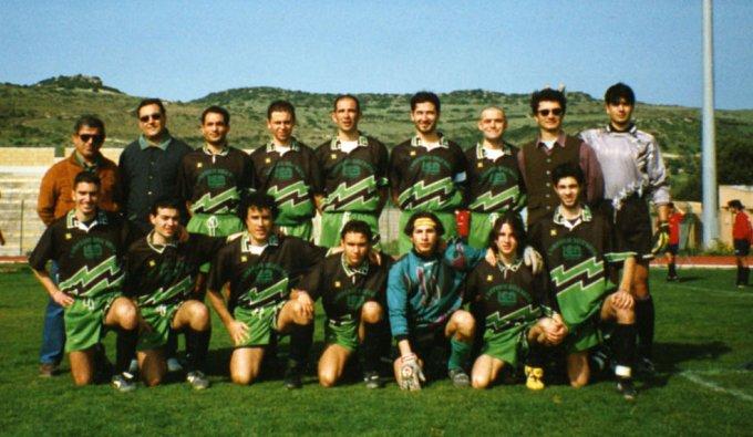 Folgore Calcio Oristano 1997-1998