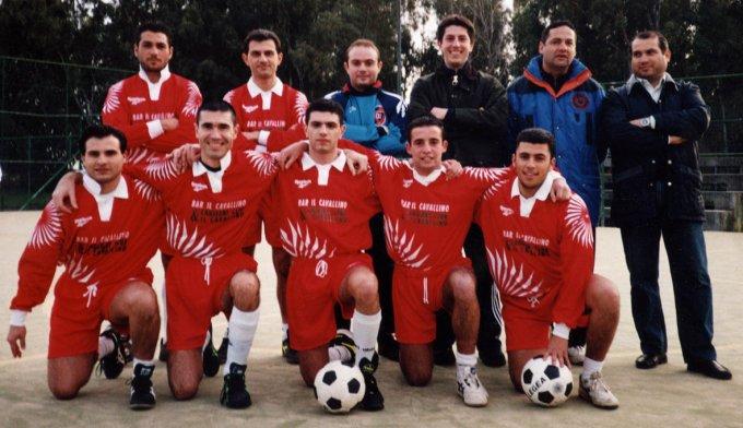 Il Cavallino Calcetto - Oristano 1998-99