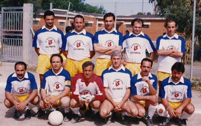 Olympia Calcio - Oristano 1992-93