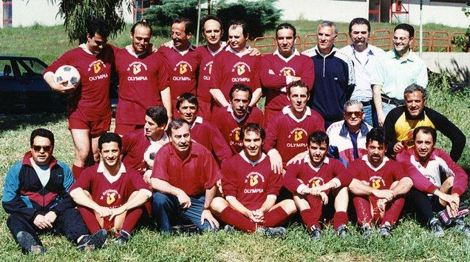 Olympia Calcio Oristano 1995