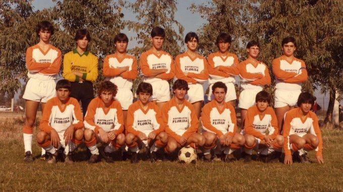 Othoca Calcio anni ottanta