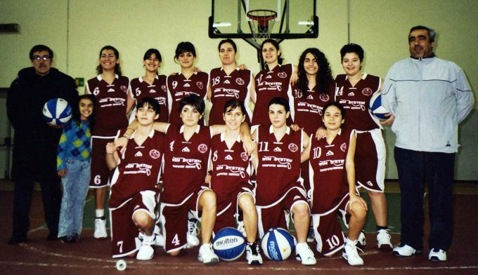 Polisportiva Marrubiu 2004-2005