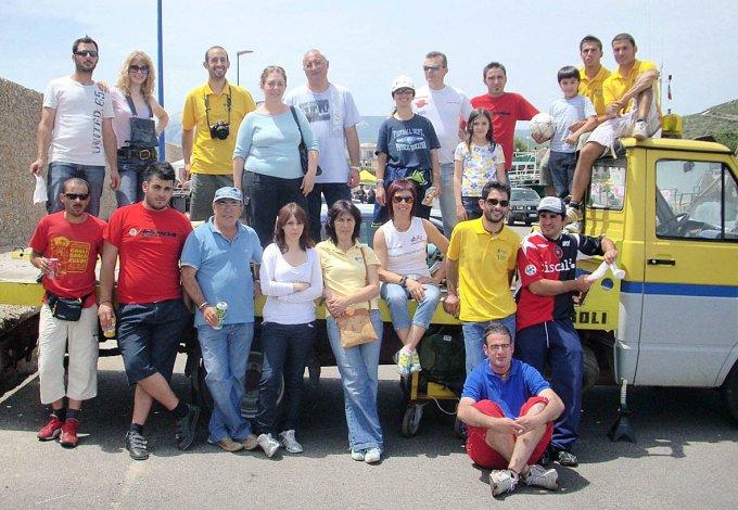 I rally-sostenitori Siniscola 2008