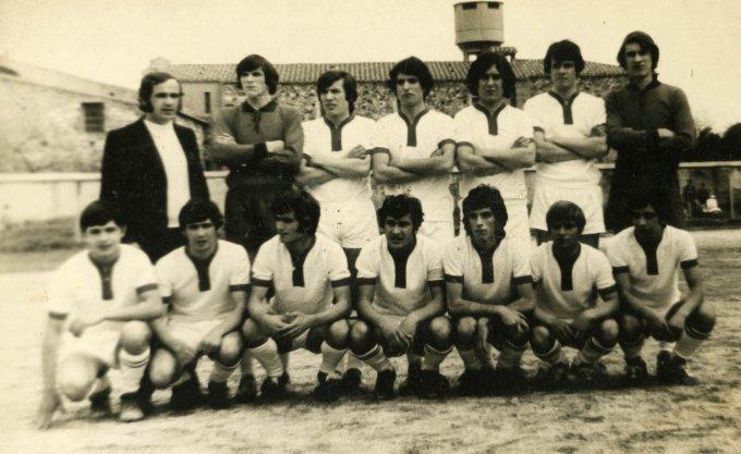 Sacro Cuore Calcio Oristano 1970-1971