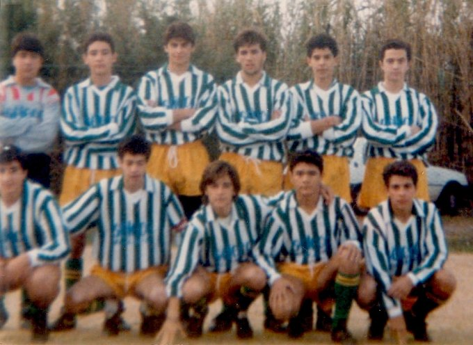 San Paolo Calcio Allievi Oristano 1988-1989
