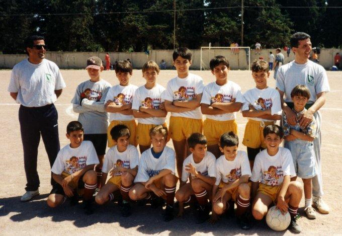 San Paolo Calcio Oristano - Alghero 1995