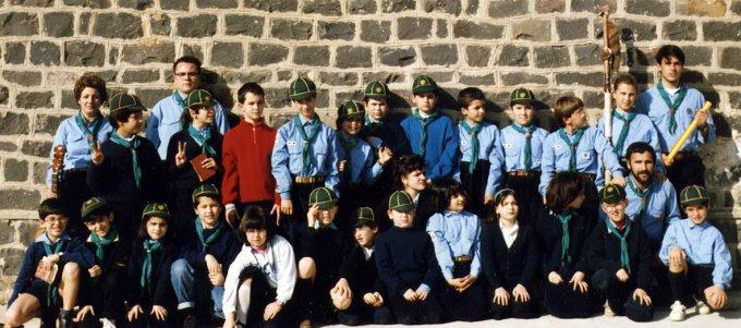 Gruppo Scout OR1 Oristano 1988