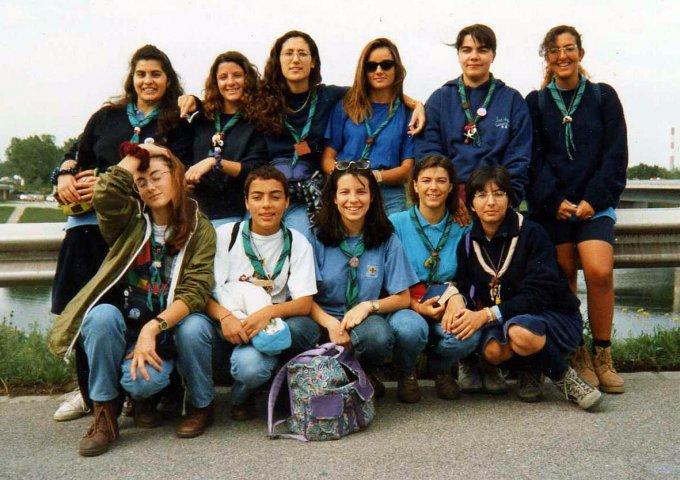 Gruppo Scout OR1 - Austria 1993