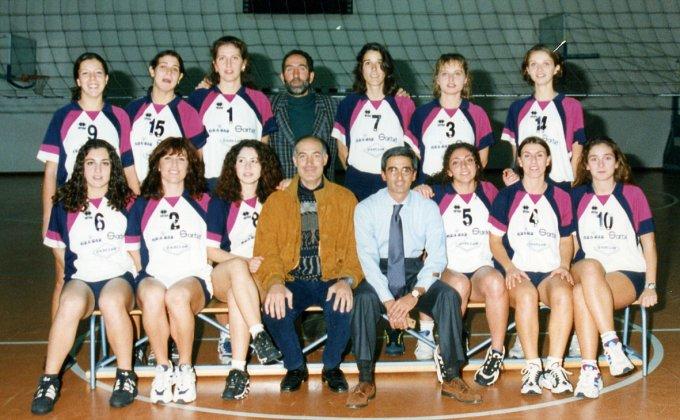 SMAL Pallavolo Oristano 1996-1997