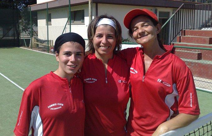 Tennis Club Solarussa Squadra B 2008