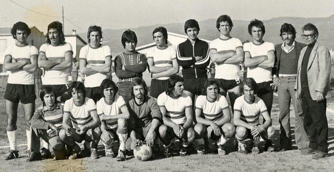 Uras Calcio anni settanta