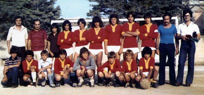 Virtus Calcio Santa Giusta 1972-1973