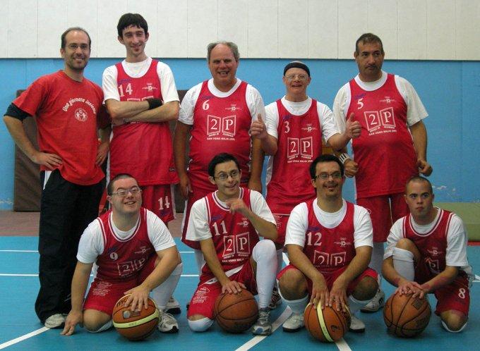 AIPD Basket Oristano - Cagliari 2008