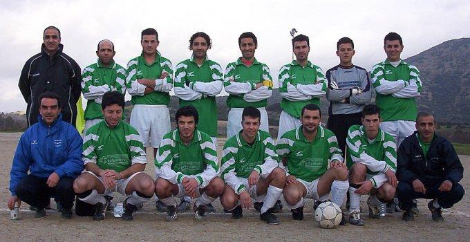 Albagiara Calcio 2004-2005