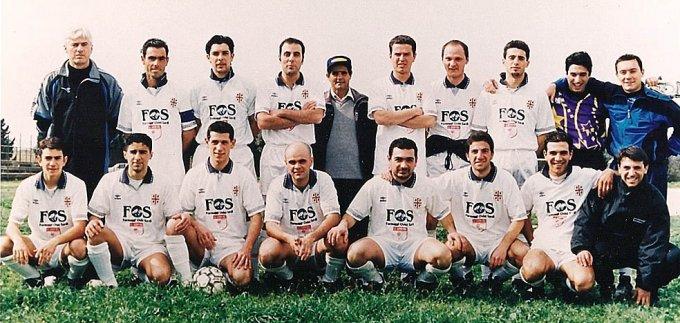 Alessio Meli  Solanas 1998/99
