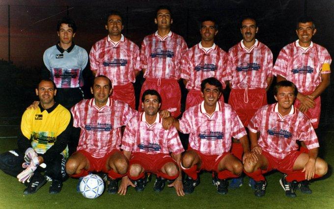 Bacchion Bombole Calcetto - Oristano anni novanta
