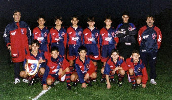 Cagliari Calcio anni novanta