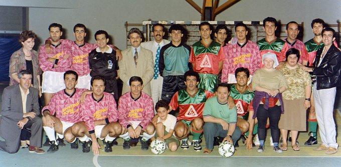 Calcetto Club anni 90