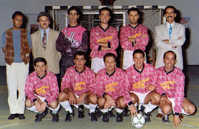 Calcetto Club OR anni novanta