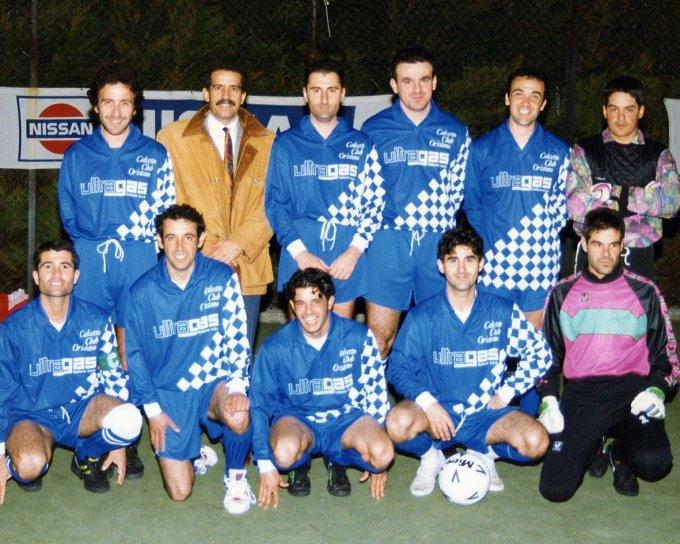 CCO anni 90