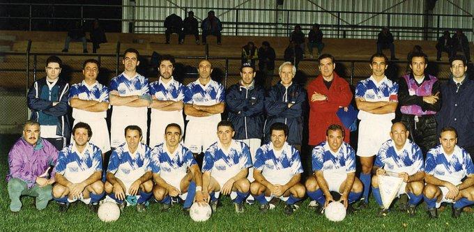 CRAL Poste - Oristano 1997