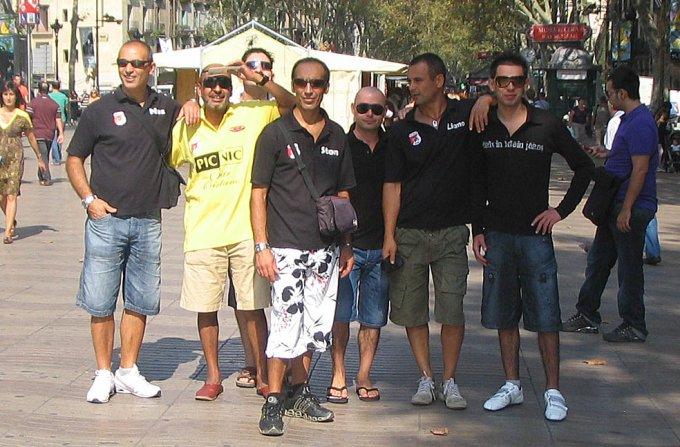 HCU Barcellona 2008 - TRE