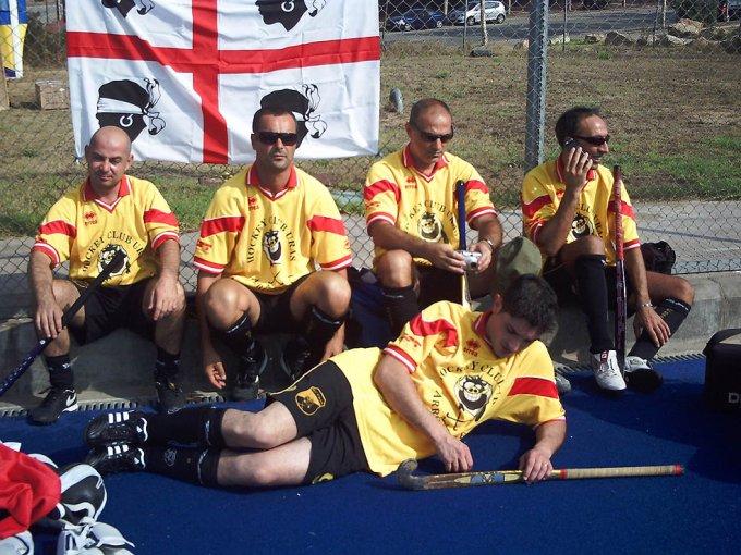 HCU Barcellona 2008 · DUE