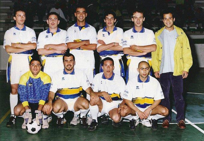 INA Assitalia - Oristano anni novanta