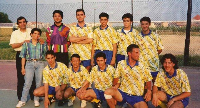 Lux Calcetto - Oristano 1996