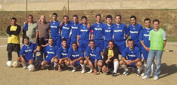 Maroso Calcio Gonnosnò 2008-2009