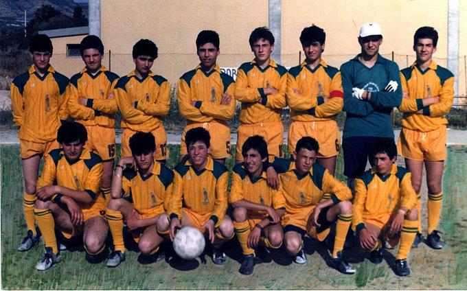 Maroso Calcio - Gonnosnò 1985-86
