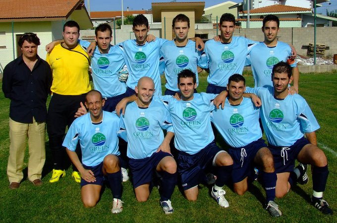 Narboliese Calcio 2008-2009