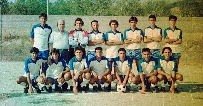 Oristanese Calcio - Gonnosnò 1990