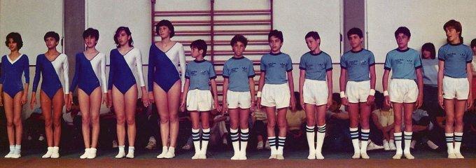 Scuola Leonardo Alagon Oristano 1985 DUE