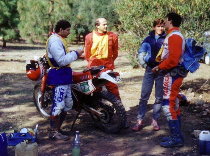 Moto Kart Club Riola - Quartu fine anni ottanta