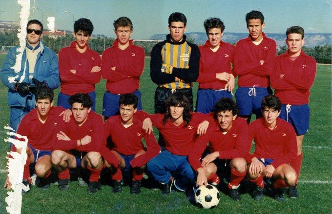 Rappresentativa Allievi 1988-1989