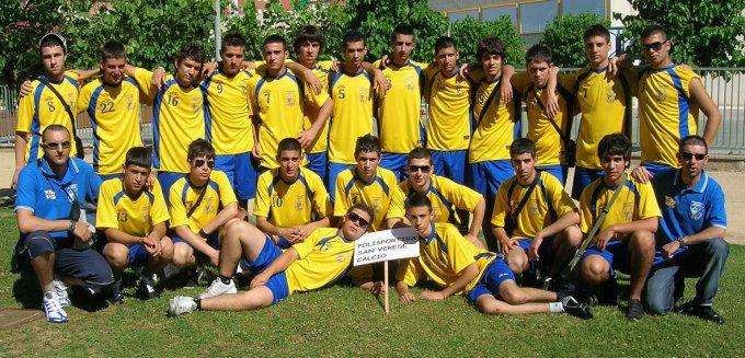 Sanverese Calcio - Lloret de Mar 2008