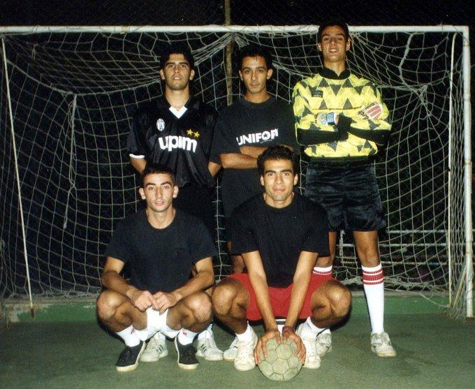 Torneo amatoriale Mutuo Soccorso - Oristano 1991