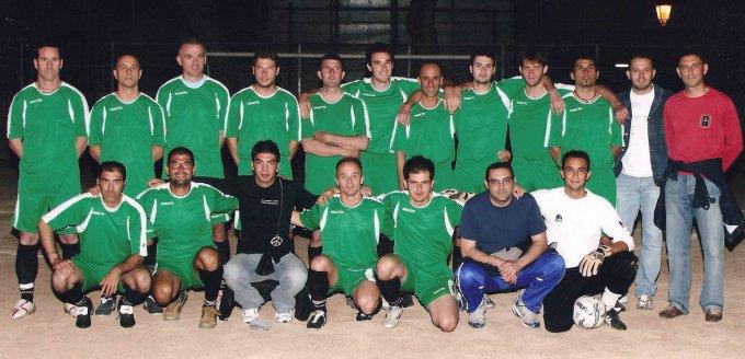 Torneo estivo di Arborea 2006