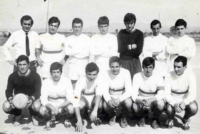 Aeden Santa Giusta 1970-1971