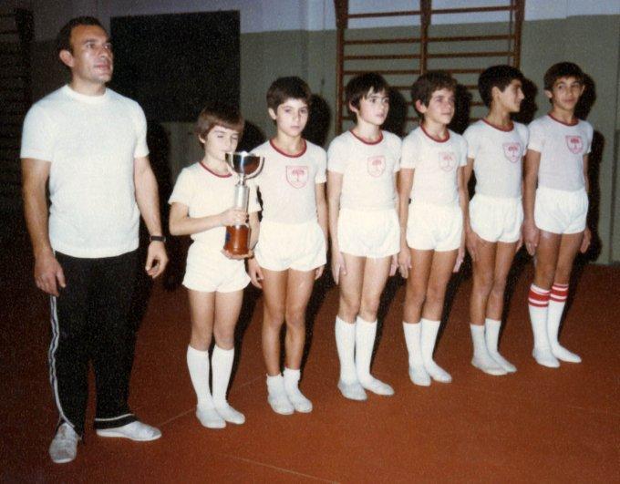 G.S. De Castro Oristano 1980