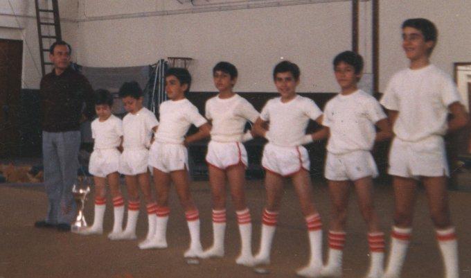 De Castro Oristano - Cagliari 1985