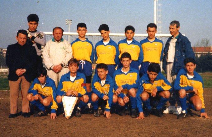 Don Bosco Allievi - Salsomaggiore 1988
