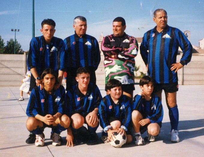 ENEL Calcetto Oristano 1995