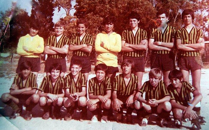 Folgore Oristano 1971-1972
