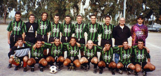 Folgore Oristano 1999-2000