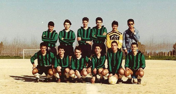 Folgore Under 18 Oristano 1991