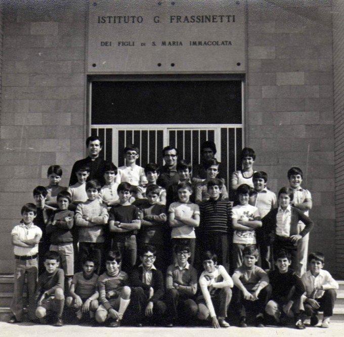Il gruppo dei Frassinetti 1972-1973
