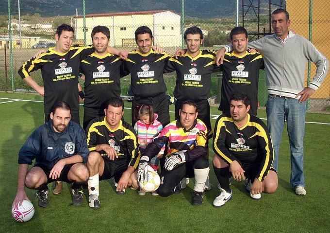 Gonnosnò Calcetto 2008-2009